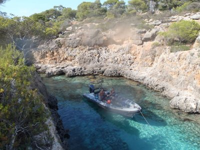 Speed Boat Trip recogida Playa de Palma 120 min