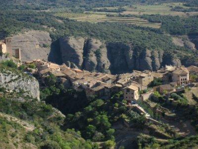 Vía Ferrata por la sierra de Huesca