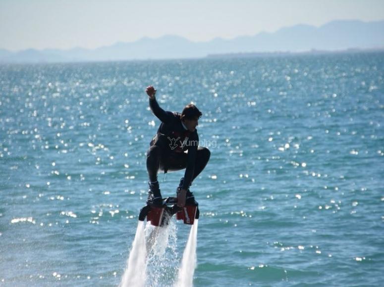 flyboard en baleares