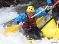 Fun times in the river