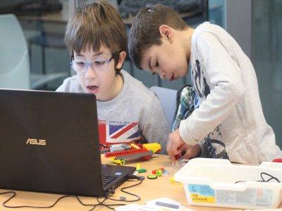 Curso de Minecraft con JavaScript en Bilbao