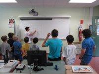 Explicaciones del profesor