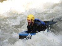Libera adrenalina en el rio