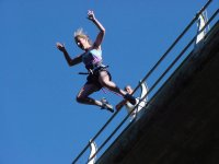 Unforgettable jumps