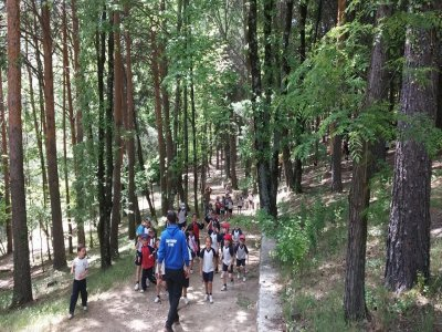 14-day English camp in Miraflores de la Sierra