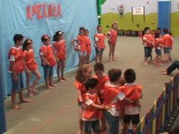 Students music camp in Alcala