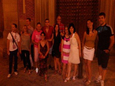 Mini ruta y mini gymkhana junior en Toledo