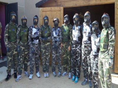 Ojapark Paintball