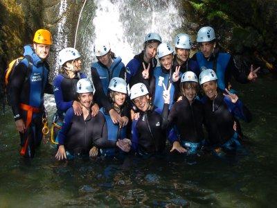 Campamento aventura e inglés, 8 días Salas Pallars