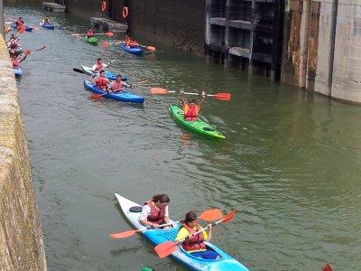 Percorso in canoa da Xerta a Tortosa, 2 ore