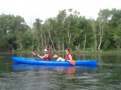 Percorso in canoa da Benifallet a Xerta, 2 ore e 30 minuti