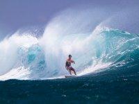 Controla las olas
