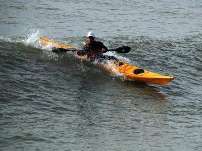 打开皮划艇游览3小时。埃尔斯科尔斯