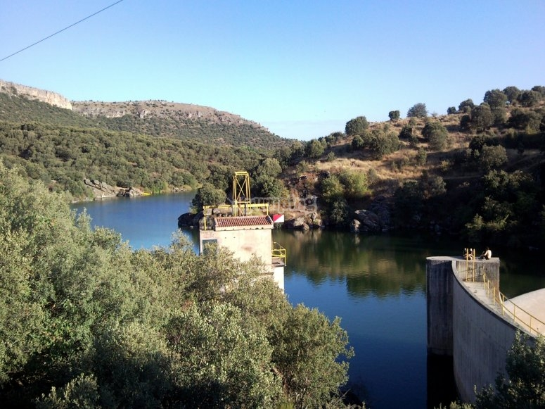 Embalse de las vencias
