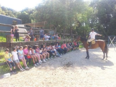 Horse-riding camp in Girona, 1 week