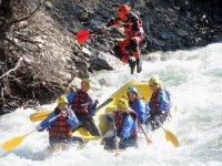 Rafting a Lleida