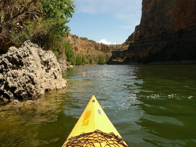 通过皮划艇发现杜拉河畔的塞斯