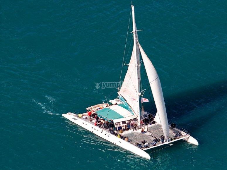 catamaran en altea