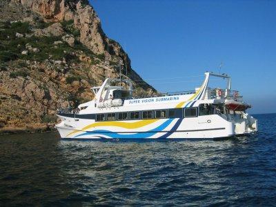Mini crucero entre Jávea y Dénia por 50 minutos