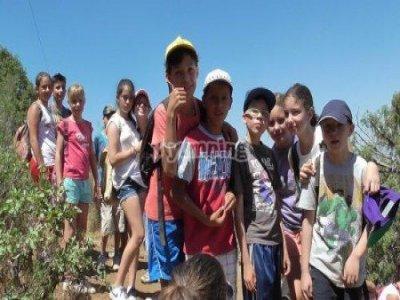 Campamento multiaventura en Los Yébenes, 10 días