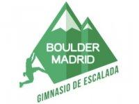 Boulder Madrid Escalada