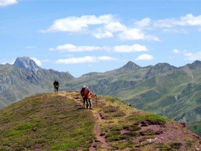 徒步穿越比利牛斯山脉