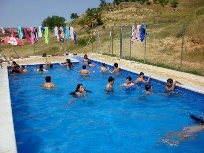 Campamento aventura e inglés en Guadamejud 14 días