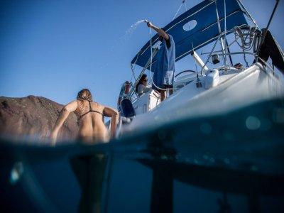 前往Corralejo的帆船游览,4小时。