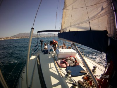 Sail and fun Vela