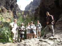 Trekking excursions in the Canary Islands