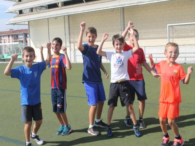 Campo inglese - Larrabide Day Camp - Pamplona