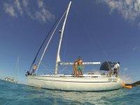 帆船,Corralejo,4小时