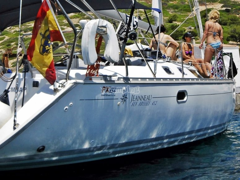 PX boats, charters para todos