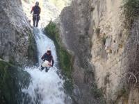 Water adventure circuit in Alicante