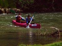 Canoa nel Deva