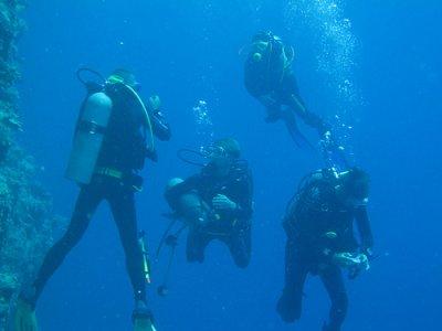 Curso Rescue Diver en Almuñécar, 2 días