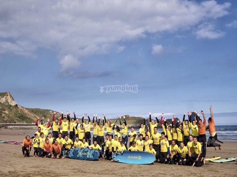 Surfcamp surfisti