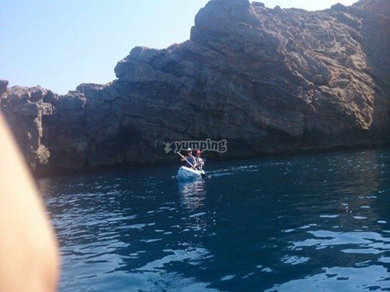 皮划艇导航