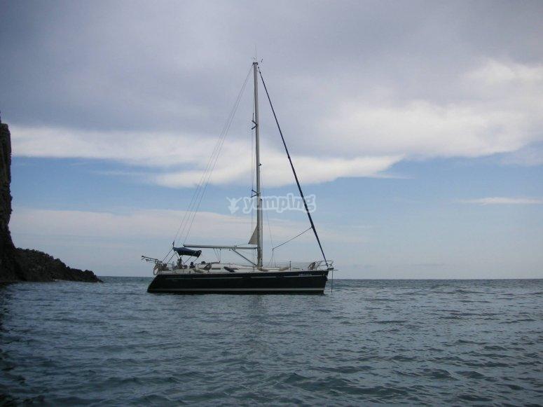 Navegado por el Cabo de Gata