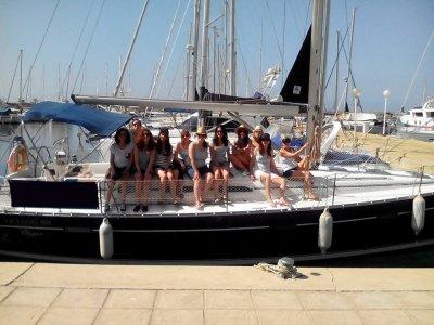 Paseo en velero a Cabo de Gata 8 horas
