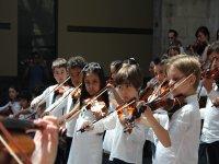 Exhibicion de violin