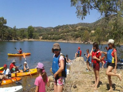 7-day summer adventure camp in Córdoba