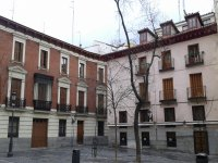 plaza de Barajas