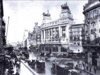 Madrid en blanco y negro