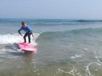 Lezione di surf a Zarautz, 2 ore