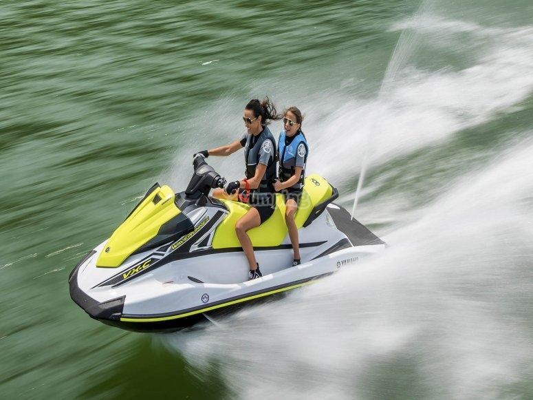 Moto de agua a Islas Margaritas