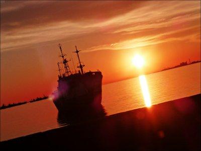Puesta de sol desde catamarán, Calpe, ADULTO