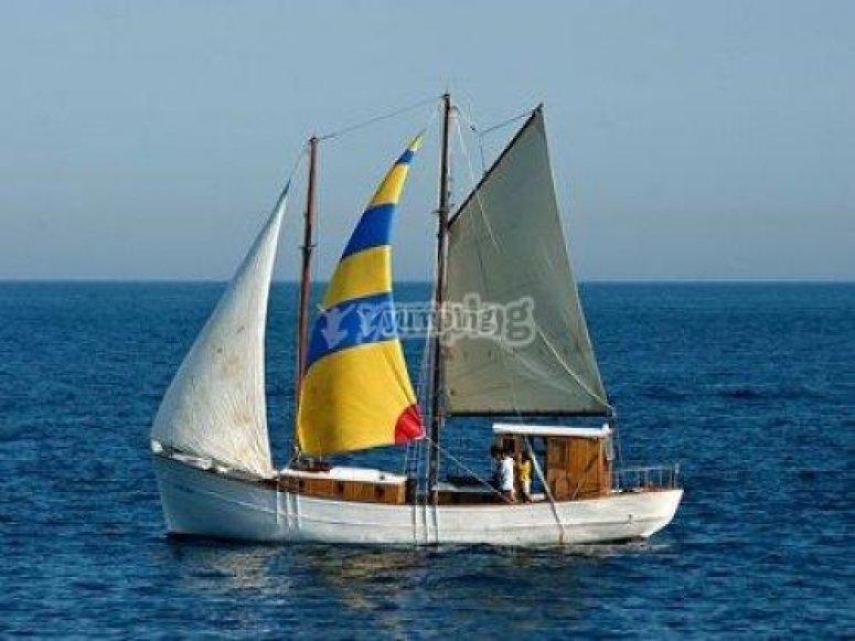 帕拉莫斯帆船
