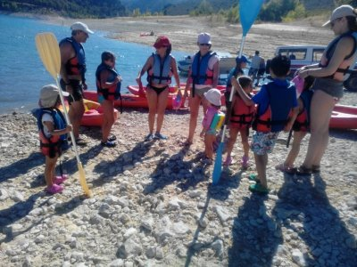 Family camp in Guadamejud, 6 days