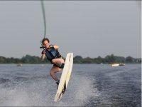 Técnicas nuevas de wakeboard